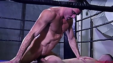 Manuel skye fights & fucks newbie Guillem Ramos