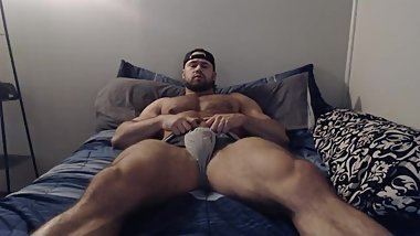Austin Longjack aka Max Wood Hot at bed