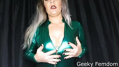 Lana Luthor (whitney Morgan) Drains Superman's seed