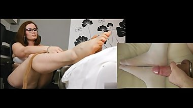 PANTYHOSE FEET SOLES TRIBUTE