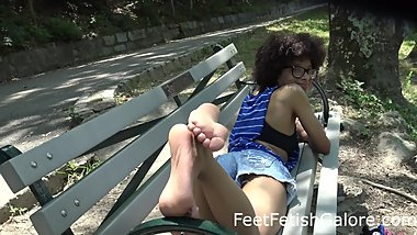 Ambia Young Cute Mixed Feet Soles Preview Part 1