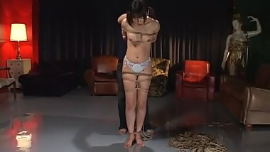 Japanese Tied In Panties