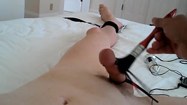 SFspank's first edging video