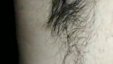 My hairy pussy