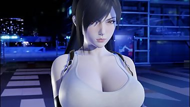 Honey Select  Mods - Tifa Lockhart (FF7 Remake)