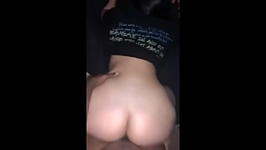 Phat ass Jacinda Backshots