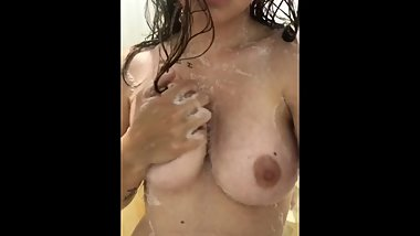 Showing Off In The Shower