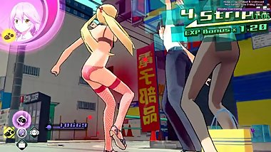 AKIBA'S TRIP: UNDEAD AND UNDRESSED NG+ SHIZUKU TRUE (EASY) SPEEDRUN 39:51