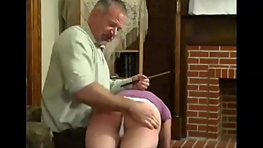 spanking wedgie aftermath