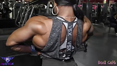 Iris biggest lats ever
