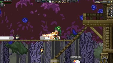 Starbound Sexbound Floran