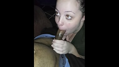 She craves black dick
