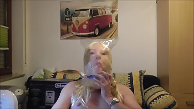 latex mask breathplay