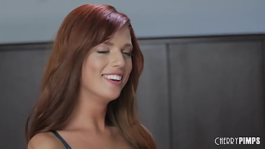 An Exclusive Interview With Natural Redhead Scarlett Mae