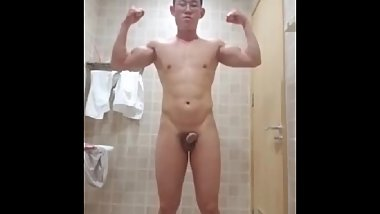 CHINESE STRAIGHT MUSCLE MAN SERIES 23 (Trainer Xia)