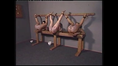 Punishment for boarding school girls