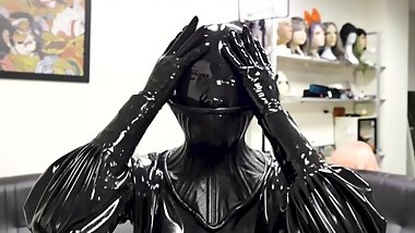 latex bondage Mummy