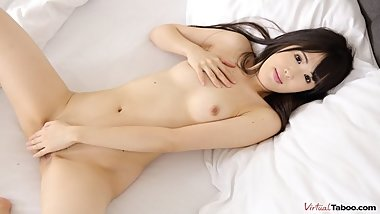 VIRTUAL TABOO - Finger Fuck For Tight Asian