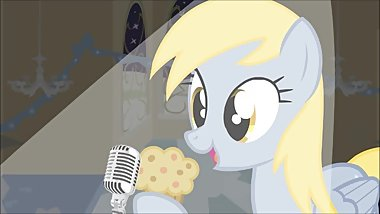 Derpy Hooves - Never Gonna Give You Up