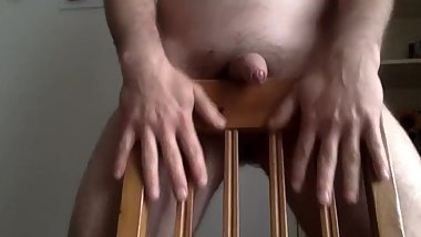 Again chair and cum