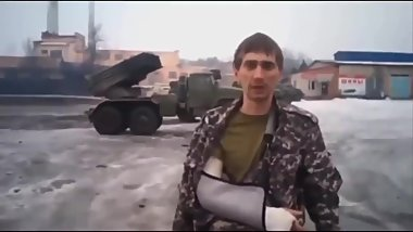 Russian guy Fuck a bunch of people with giant dildo's ASMR