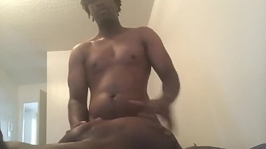 Getting This Ass Tore Up By My Homeboy/Fuck Buddy