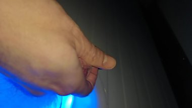 Gloryhole Blue Vision - Small Dick Cum Hard