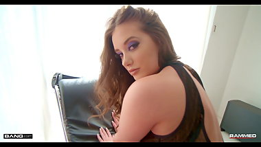 Rammed - Gia Paige has a thick booty and a pristine pussy