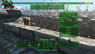 Fallout 4 - Talons way of making thousands of caps $$$ early game