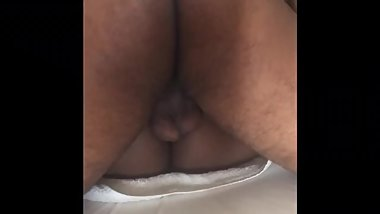 Ebony hot wife fucks Mexican