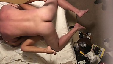Real homemade! Wife's sister fucking pounded missionary and cowgirl style.